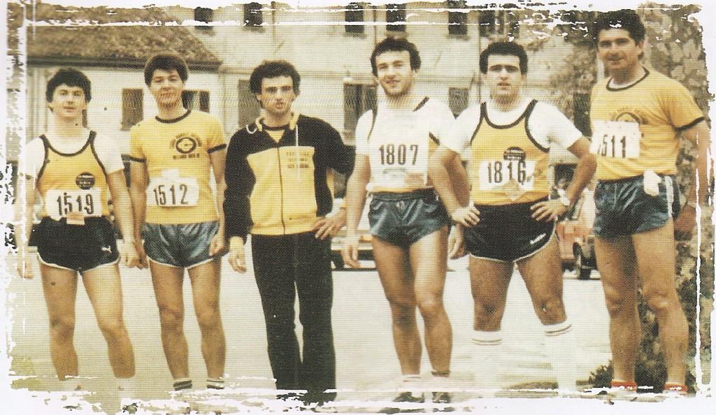 Foto raffigurante altleti della Dinamo