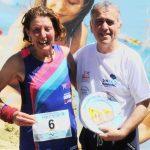 Rita Ligi, Pierluigi Grossi Maratonina Dei Laghi 2017