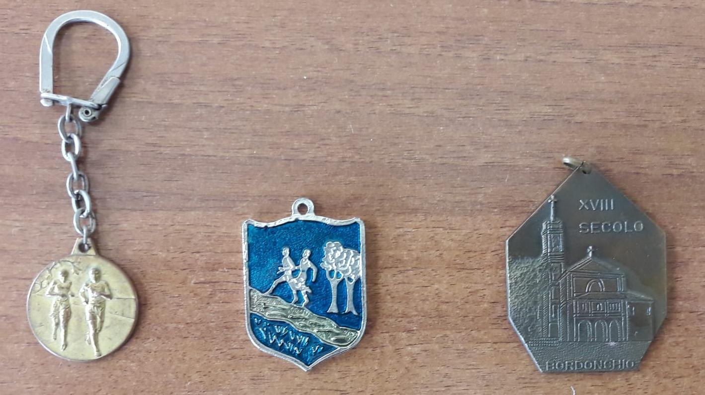 Foto prime medaglie Maratonina Dei Laghi
