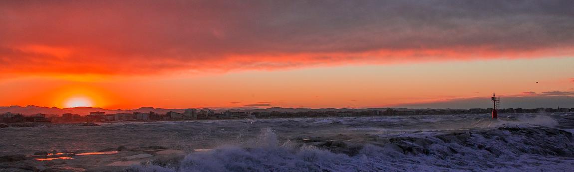 Aspettando il tramonto…